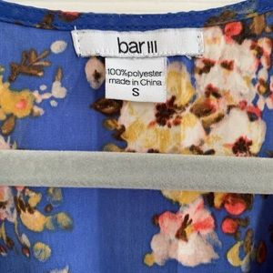 Bar III Dresses - Bar III Floral Tunic/Dress 💙Pockets💙